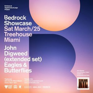 John Digweed - Live @ Treehouse, WMC, Miami, USA 25.03.2017