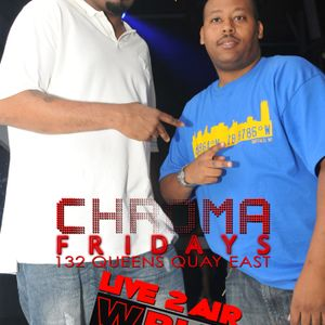 Chroma Friday's, Live-2-Air on 93.7WBLK - 15 June 2012, Hr1