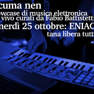 live for tacuma nen showcase