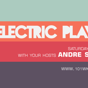 Mili Sefic - Electric Playground Mix - Week 166 (April 7, 2016)