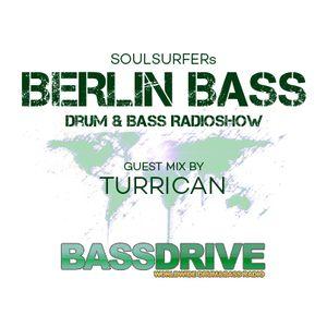 Berlin Bass 036 - Guest Mix by TURRICAN