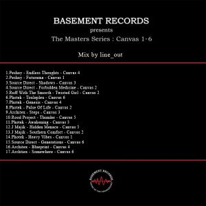 Basement Records [The Masters Series: Canvas 1-6] Mix