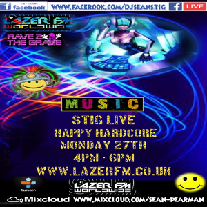 stig live lazerfm facebook 27-11-2017 happy hardcore set