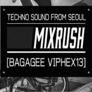 Mixrush 055 2016 Year Mix (with Bagagee Vipex13) 19 Diciembre 2016