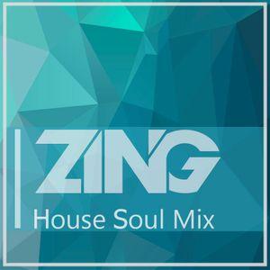 DJ ZING - House Soul Mix