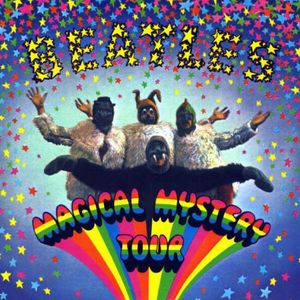 '' MAGICAL MYSTERY TOUR ''  ( In Mono )