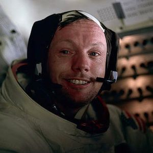 I put up my thumb and it blotted out the planet Earth - A Neil Armstrong Tribute