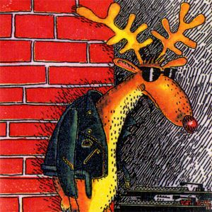 RUDOLPH THE RED-NOSED VERTIGO (DEC 91) - DJ VERTIGO