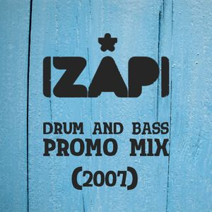 Zap - Drum And Bass Promo Mix (2007)