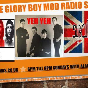 Glory Boy Radio Show April 21st 2019