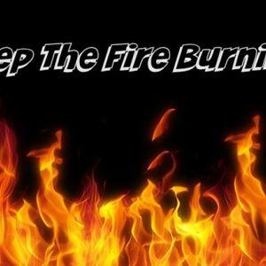 Keep The Fire Burning - Audio