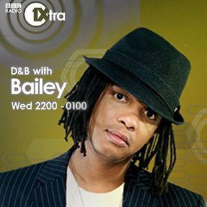 BAILEY - BBC 1Xtra - 29.08.2012 - Last Show