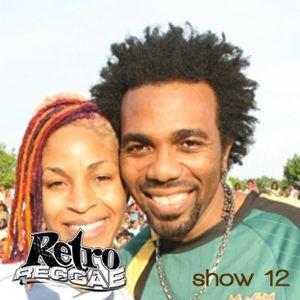 Retro Reggae Show 12