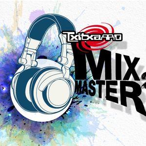 Javi Arraiza @Txitxarro Mixmaster 2012 1ªRonda