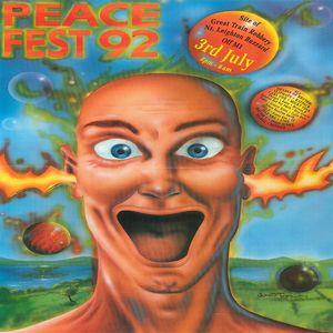Peace Fest July 1992 DJ UNITY