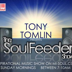 Tony Tomlin 'Soul Feeder Show' / Mi-Soul Radio / Sun 7am - 10am / 19-11-2017
