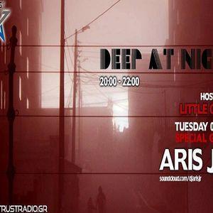 Dj Aris Jr. live on Trust Radio (www.trustradio.gr)(21.00-22.00 GR. / 03.06.14)
