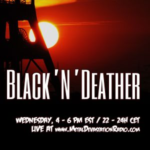 Black'N'Deather 2017-09-13 - first show on MDR