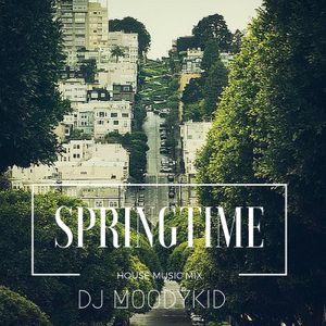 Springtime-Deep house mix  by Dj moodykid