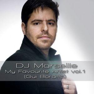 DJ Marseille - My Favourite Artist (Gui Boratto)