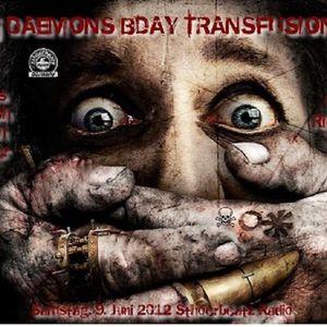 XavoRR @ DJ Daemon B-Day Transfusion [Stoherbeatz Radio] 9.VI.2k12