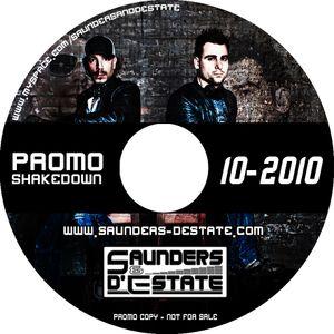 Saunders & d'Estate - Shakedown (Promo 10-2010)