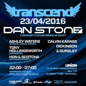 Dickinson & Dursley Transcend April 2016