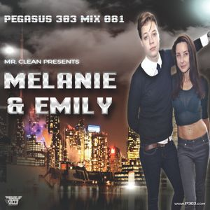 Pegasus 303 Mix 081 with Melanie & Emily