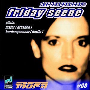 Hardsequencers Friday Scene /// Hardsequencer (B), Major (DD) /// 26.01.1996