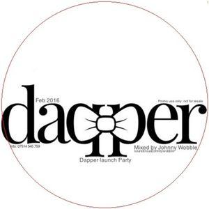 DAPPER LAUNCH PARTY PROMO