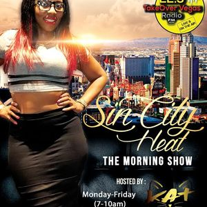 Sin City Heat (the Morning Show) 11-24-17