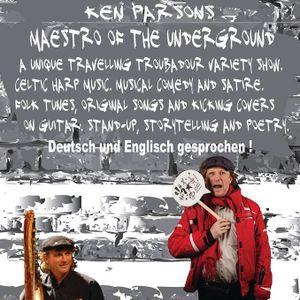 Live in Concert: Ken Parsons - 24.10.2018