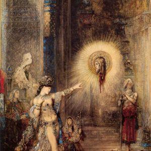 Gustave Moreau - L'apparizione (Salomè)