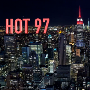WQHT HOT 97 Friday Night Hotmix aired in 1991