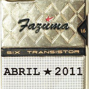 BEZEGOL @ RADIO FAZUMA / April.2011 Part.01