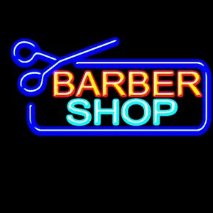 THE BARBER SHOP LIST