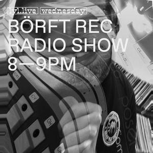 Börft Records Radio Show (27.12.17) w/ DJ Hank