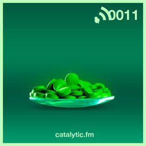 Catalytic podcast 0011: Alexandre Roland