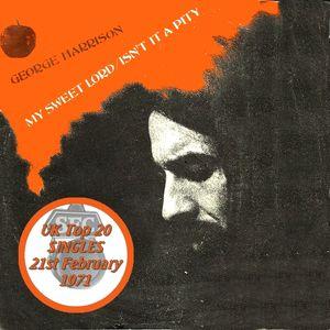 UK TOP 20 SINGLES for February 21st 1971
