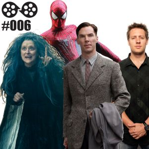 #006: The Imitation Game / Into the Woods