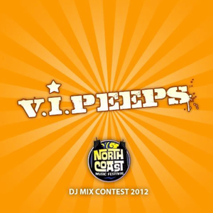 """""""My V.I.Peeps North Coast Music Festival Competition Entry"""""""
