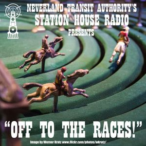 NTA Comics presents Station House Radio: Off to the Races