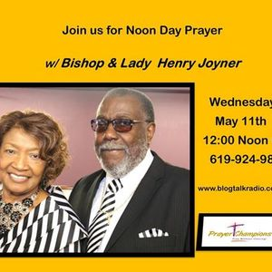 #12 Prayer Champion's Broadcast w/ Our Leaders