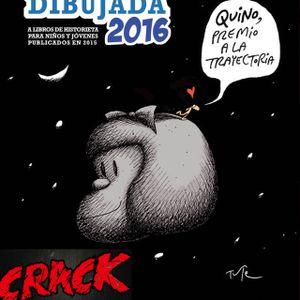 PREMIOS BANDA DIBUJADA - Lea Caballero te cuenta de qué se trata #CRACK 53