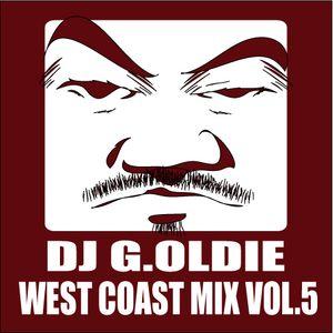 DJ G.Oldie WEST COAST MIX VOL.5