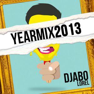 DJABO LOREL | YEARMIX 2013