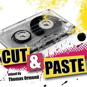 Cut & Paste Volume 5 mixed by Thomas Ormond