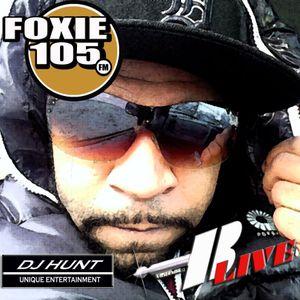 WFXE (Foxie 105) Mixshow (Friday 3-25-2016)
