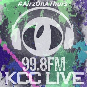AirzOnAThurs - Thursday 23rd May 2013 - 99.8FM KCC Live