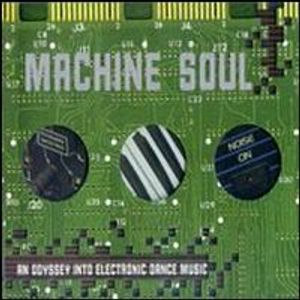 Machine Soul  - Andy Bgpz - Fri 19th Feb 2010